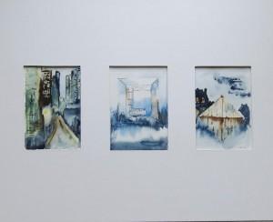 Evelyne Roy - Prix des oeuvres sur papier