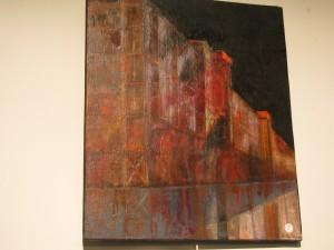 Danièle Leblanc 1er prix de peinture