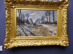Musée des beaux Arts - Claude Monet