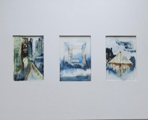 Evelyne Roy Prix des œuvres sur papier