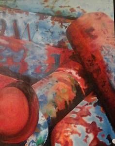 1er prix de peinture - Alain Gaudin